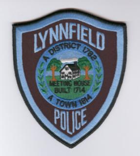 Lynnfield Police Patch